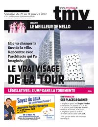 TMV du 25 au 31 janvier 2012