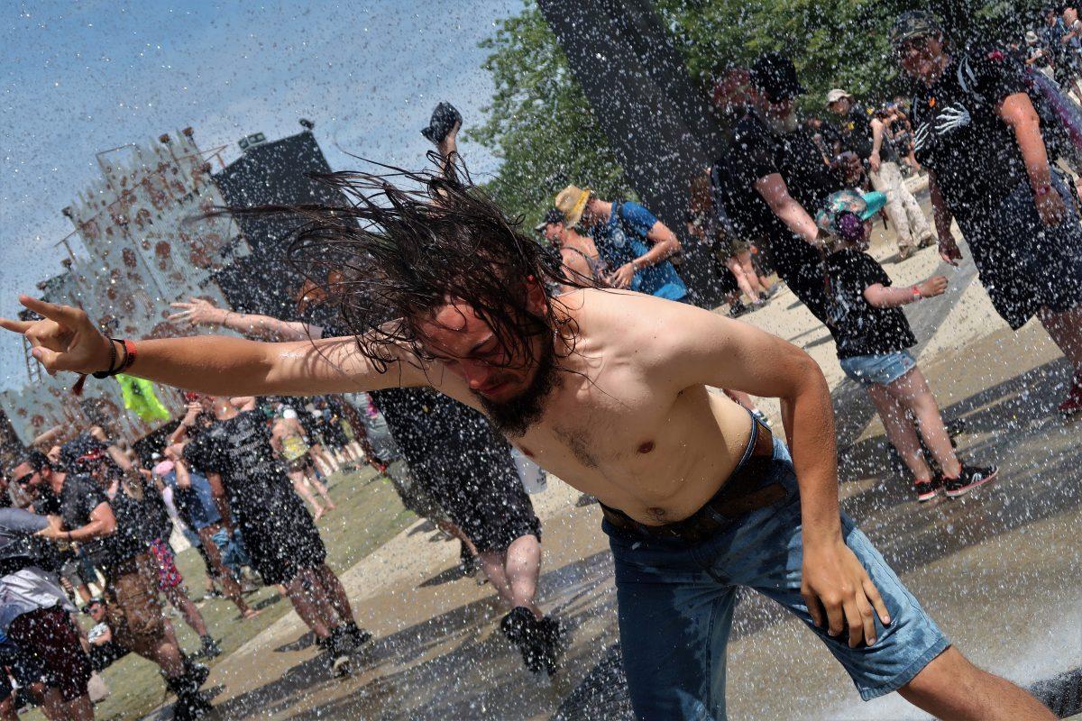 Hellfest 2019 : un marathon d'enfer