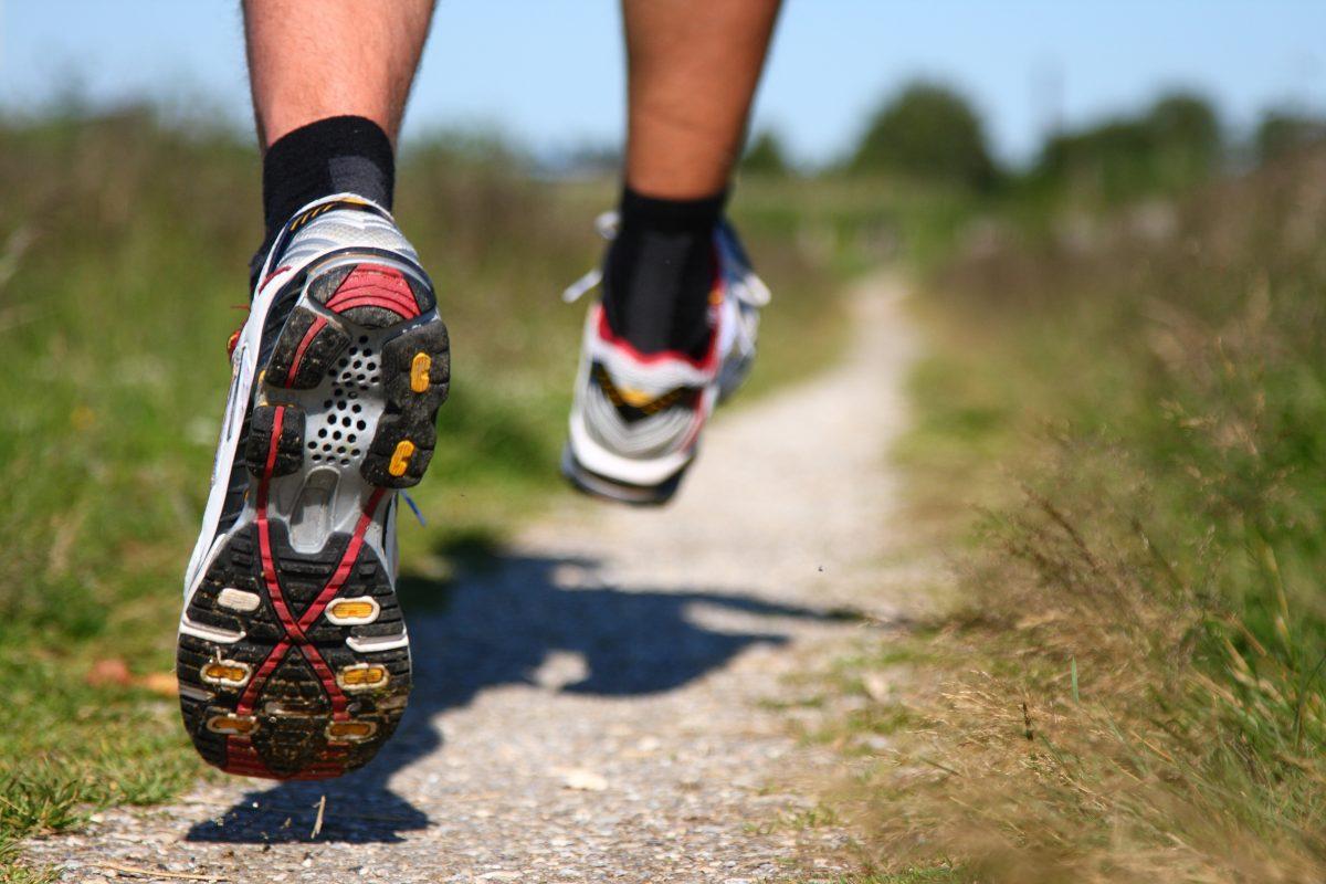 A Tours, avec les passionné(e)s de running