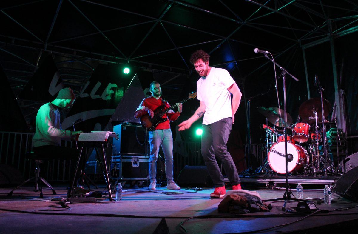 Le groupe tourangeau Raoul Jazz Clan : un mélange entre jazz et slam