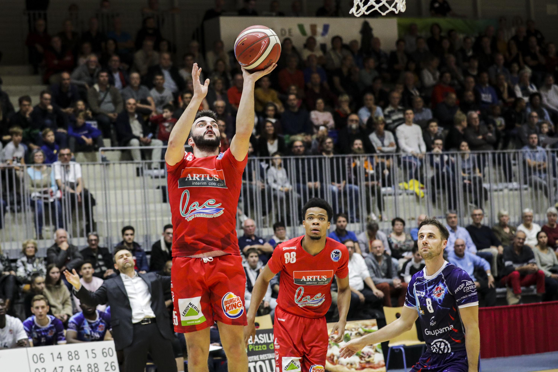 Ligue Nationale de Basket Short All Star Game 2018 S/élection /Étrang/ère Basketball Mixte