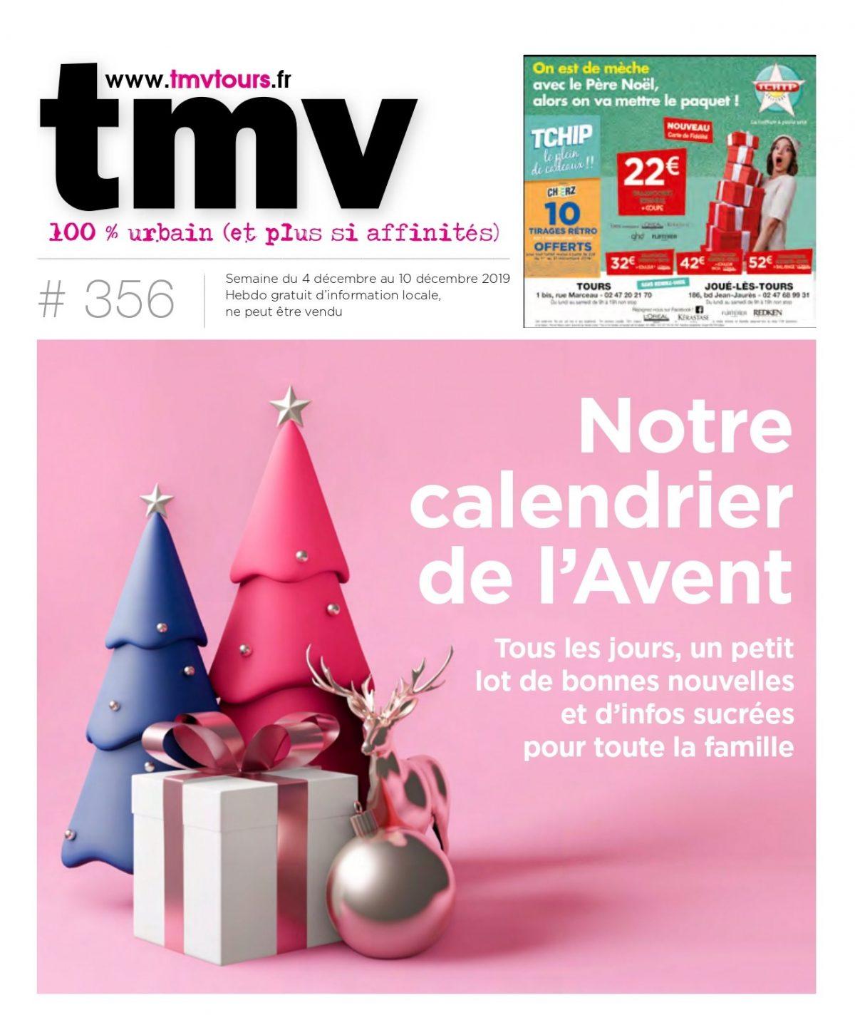 TMV spécial Noël du 4 décembre 2019