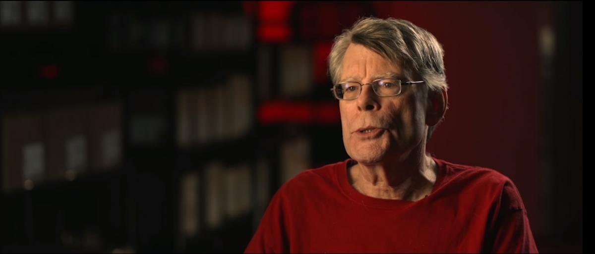 Stephen King : le roi de la flippe