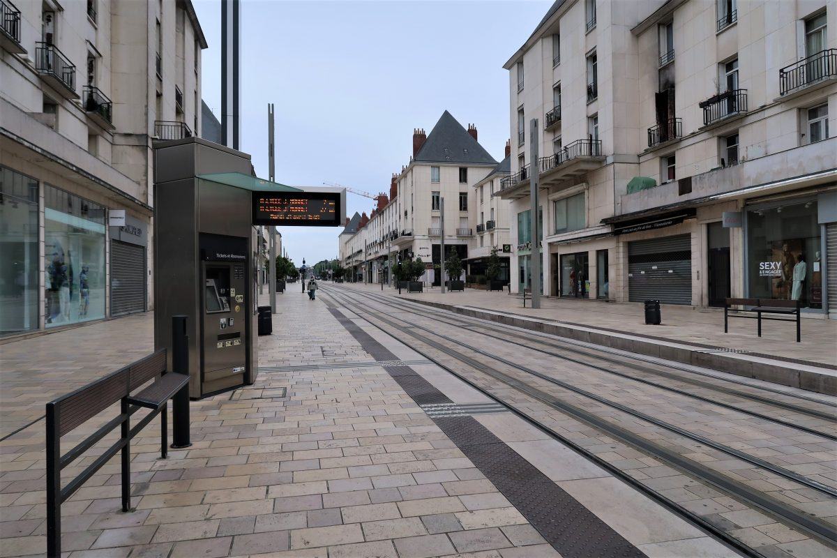 Indre-et-Loire : la sixième semaine en chiffres
