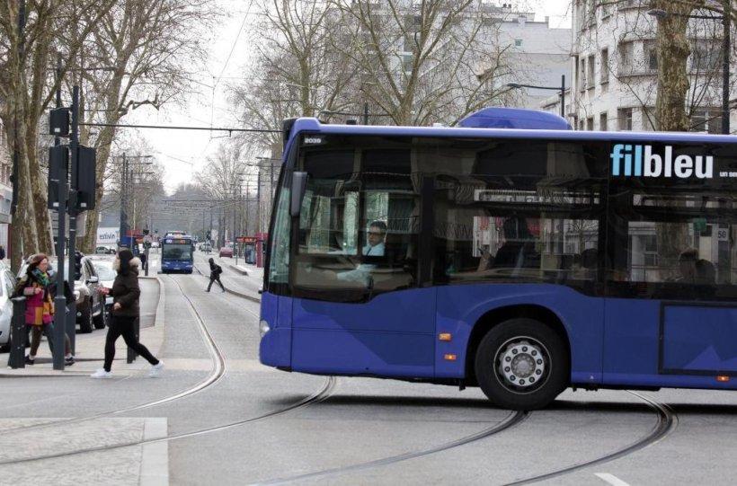 Bus et tramway seront gratuits le 4 décembre pour le Black Friday