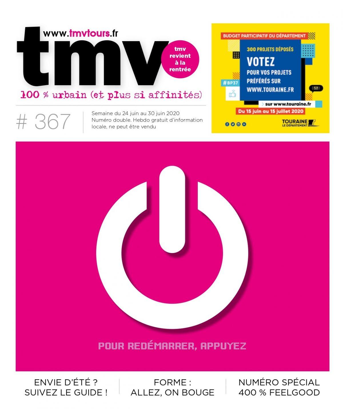 TMV n°367 spécial été du 24 juin 2020
