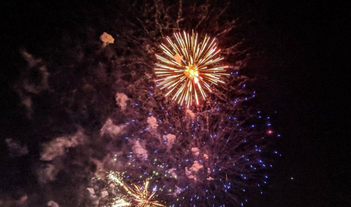 Pas de feu d'artifice le 14 juillet à Tours