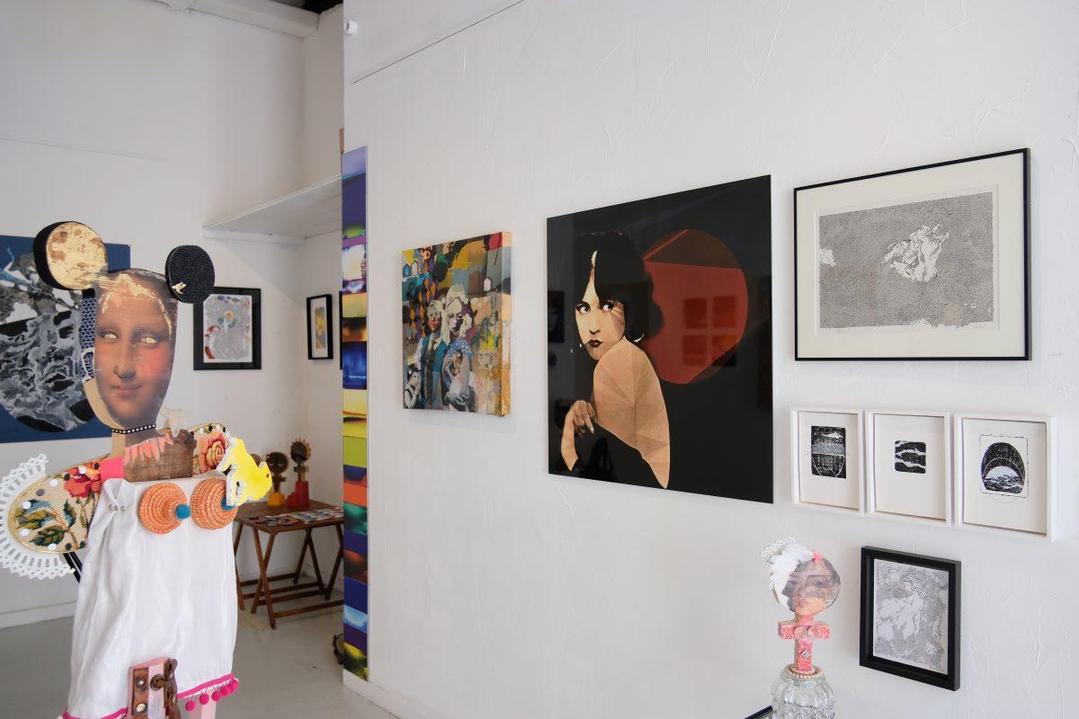 Tours : des artistes ouvrent une galerie partagée et auto-gérée