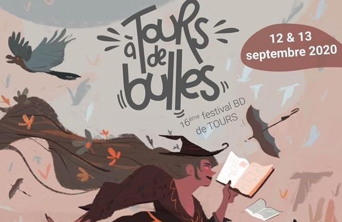 BD : le festival A Tours de bulles revient les 12 et 13 septembre