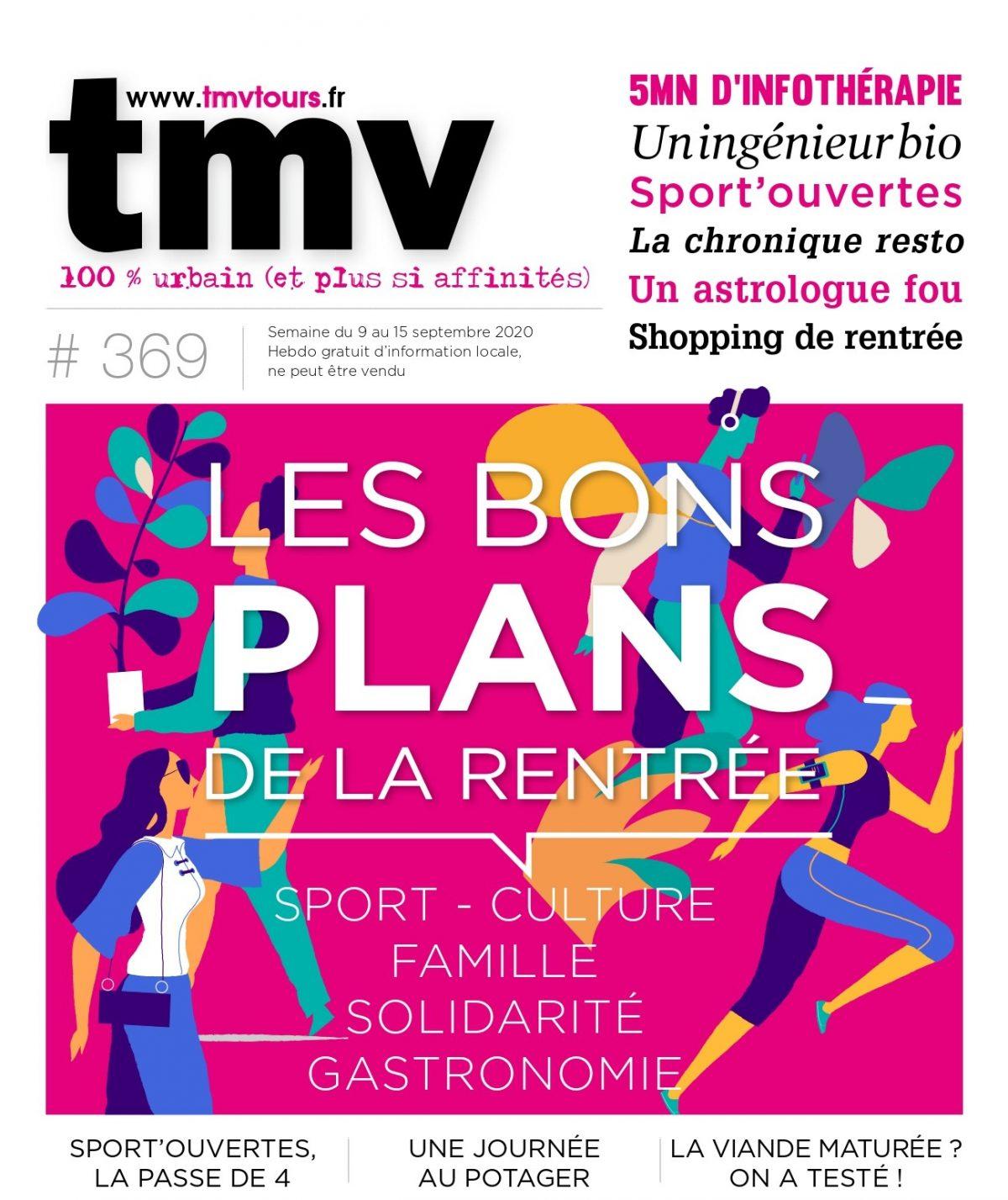 TMV du 9 au 15 septembre 2020