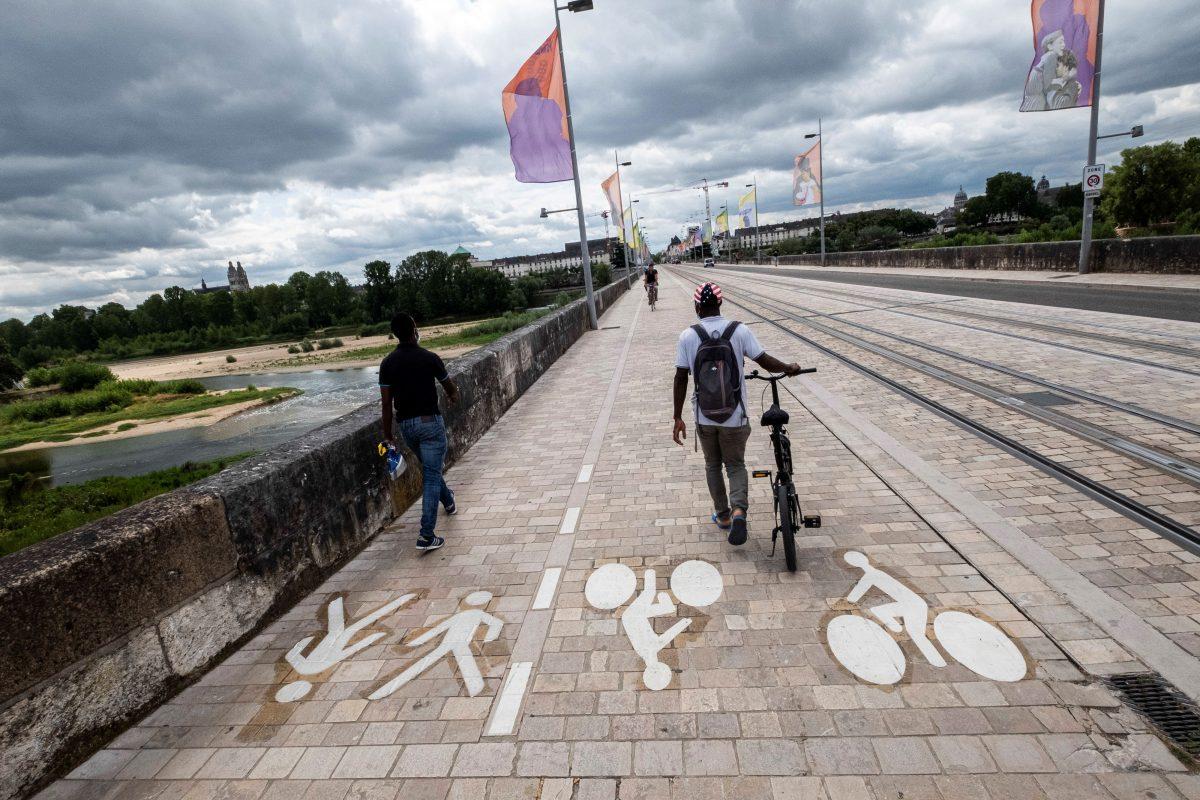 A vélo à Tours : en route pour la véliberté !