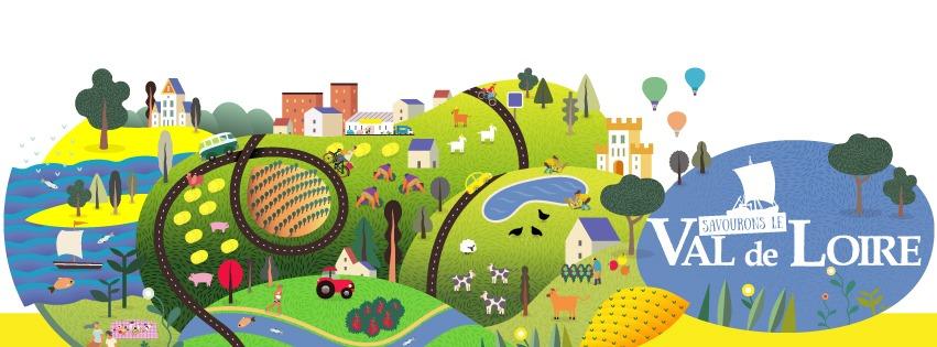Savourons le Val de Loire : les produits locaux à l'honneur