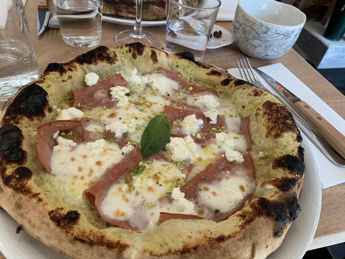 Chez Pia : la pizza comme en Italie !
