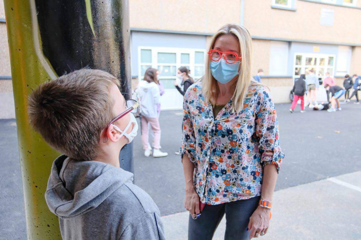 Dans le quotidien de Magali Brulard-Pénaud, une CPE au rythme de ses élèves