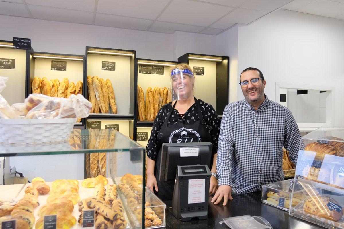 Dans le quotidien de Rachid Belaalim, propriétaire de la boulangerie Rabel