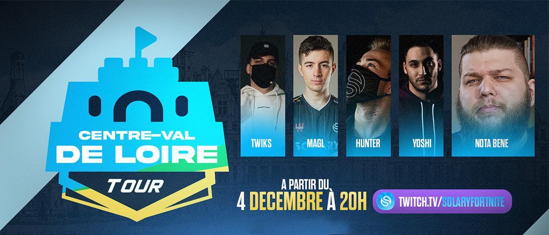Cinq châteaux de la Loire introduits dans le jeu vidéo Fortnite