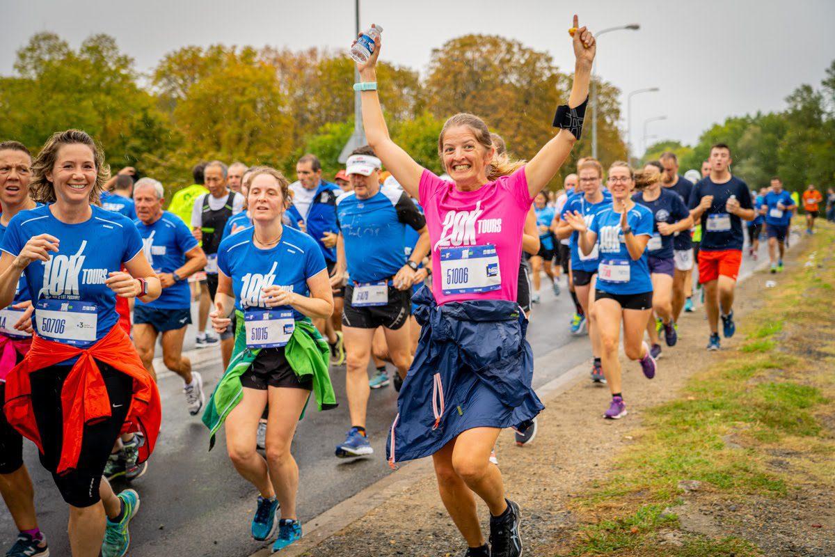 10 & 20 km de Tours et marathon : rendez-vous le 26 septembre !