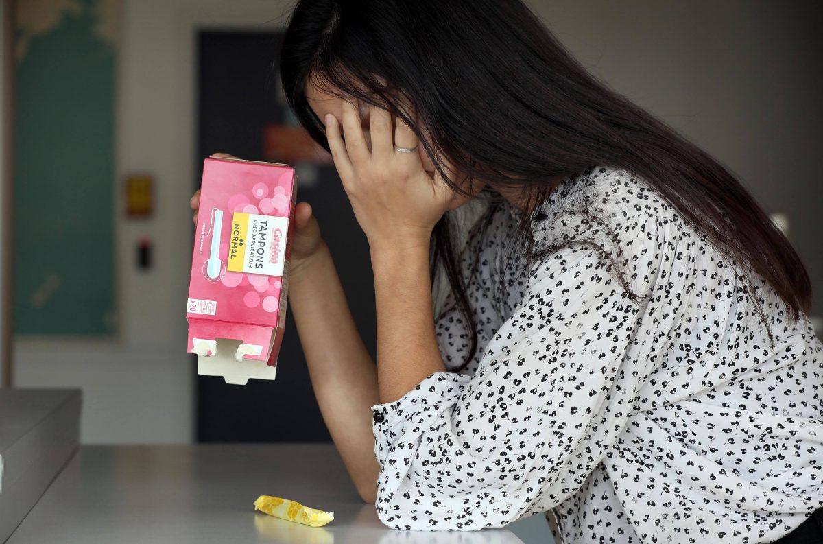 Tours : des étudiantes veulent lutter contre la précarité menstruelle