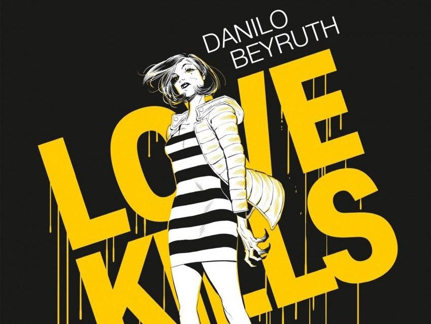 Chroniques culture : Love Kills, le coin BD et l'album de Dark Wooden Cell