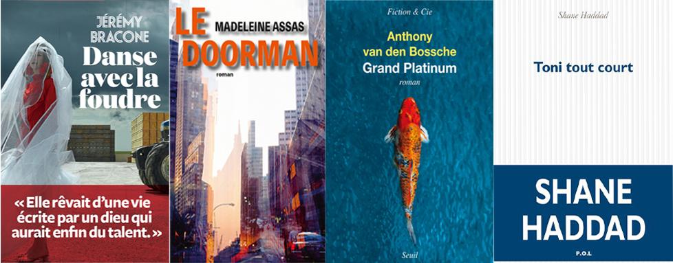 Prix du roman tmv : les livres en compétition