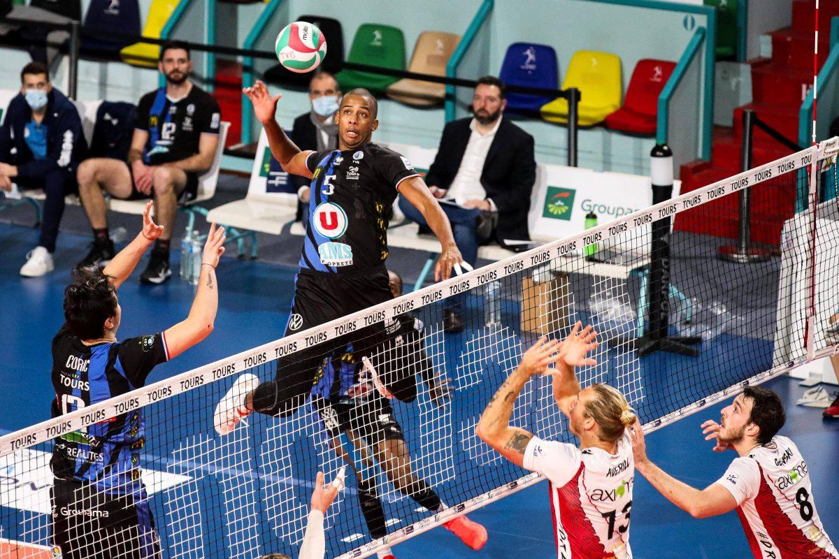 Volley : le TVB s'appellera désormais le «McDonald's Tours Volley Ball»