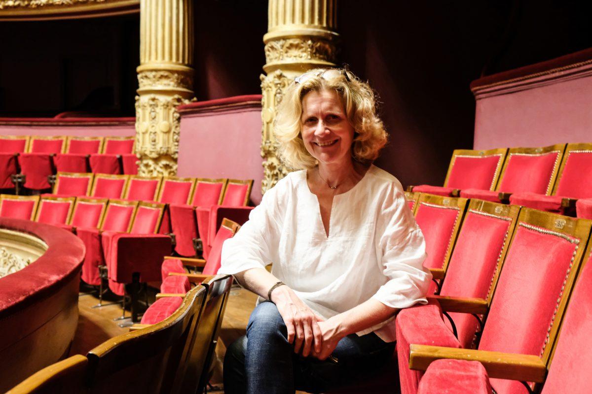 Sandrine Abello, cheffe du Chœur de l'Opéra de Tours : «Il y a autant de musique que d'humain dans mon métier»