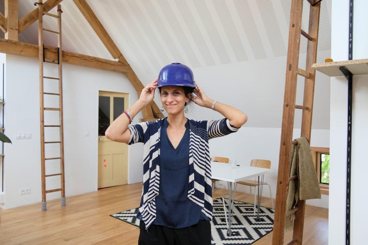 Johana Boktor, l'architecte du patrimoine