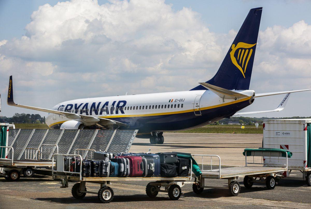 Tours : Ryanair ouvre une ligne vers Lisbonne