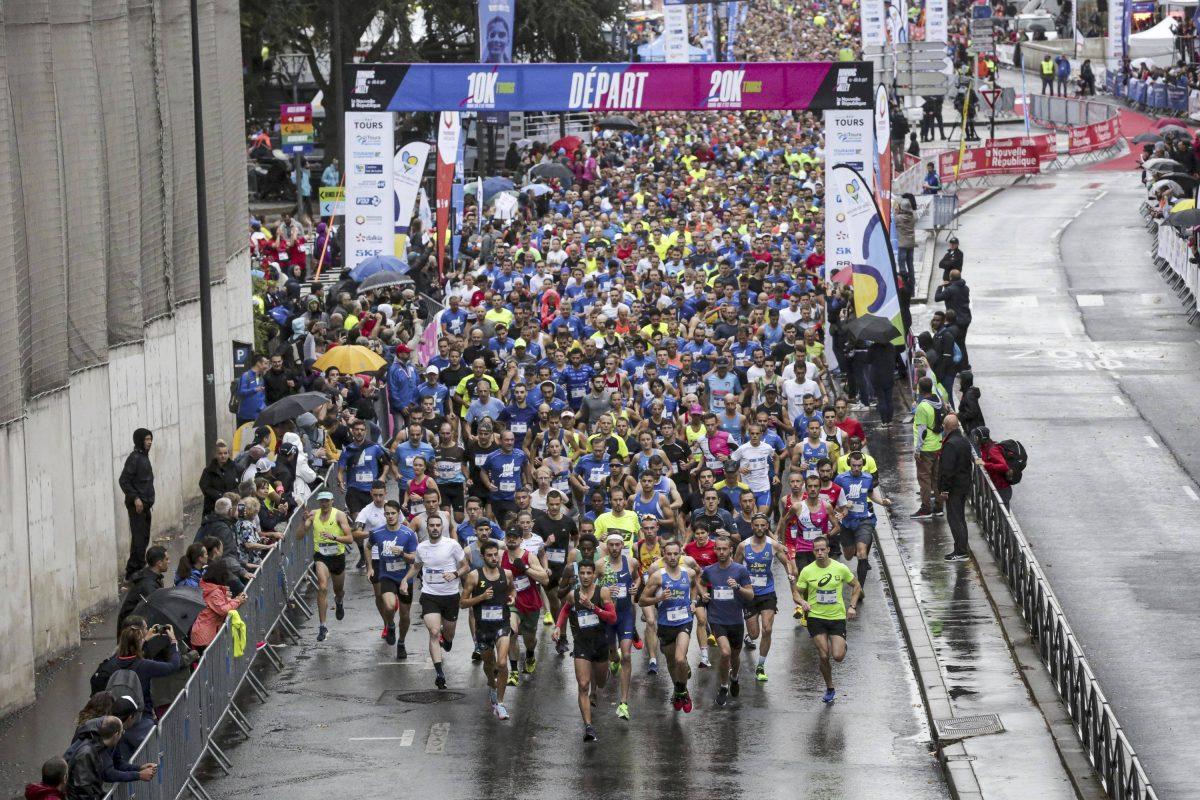 10, 20 km de Tours, marathon : à chacun sa course !