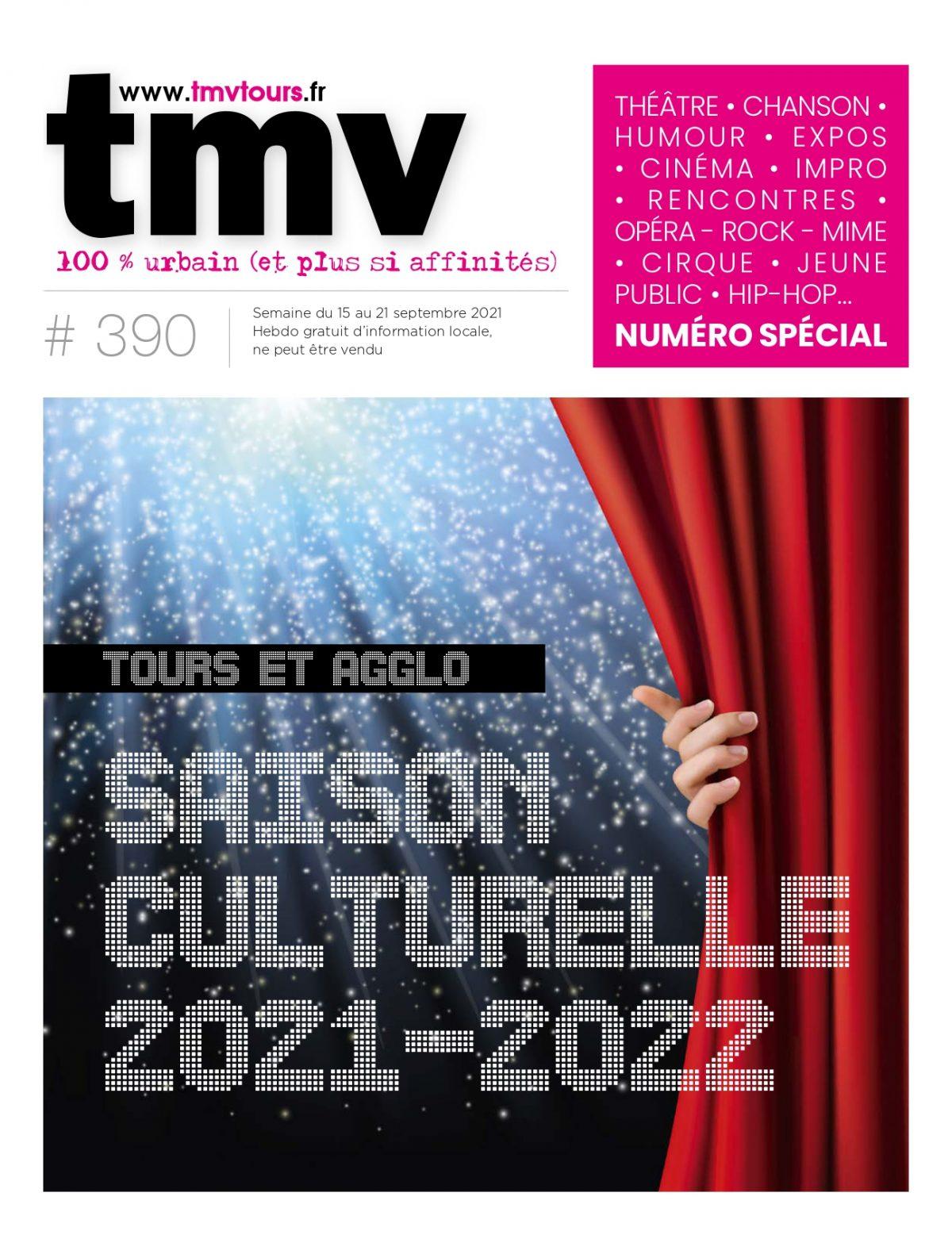 TMV du 15 septembre 2021 – spécial saison culturelle