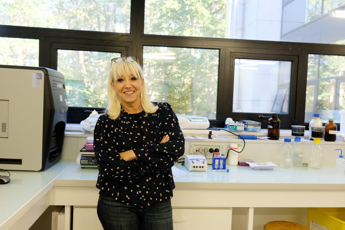 A Tours, Isabelle Dimier-Poisson développe un vaccin nasal contre le Covid