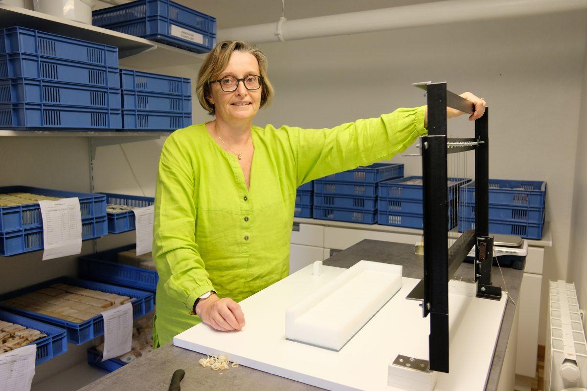Aude Fragnaud : De la chimie à la fabrication de savons
