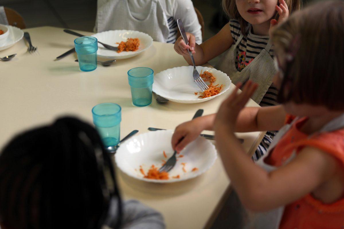 Cantines à Tours : un menu végétarien sera proposé aux élèves