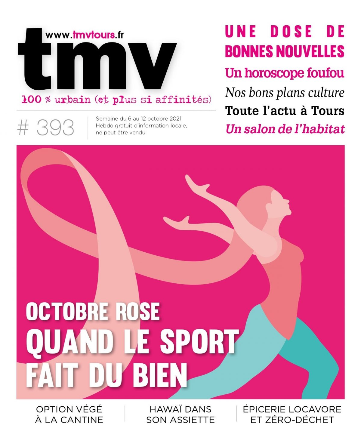 TMV du 6 au 12 octobre 2021