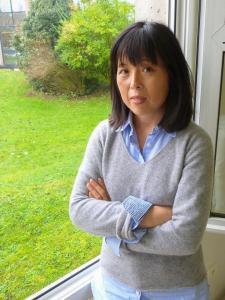 XiaoMei Huang, Chinoise, installée à Tours depuis 7 ans.