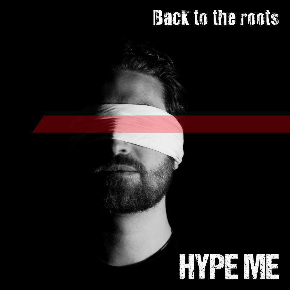 Hype Me, l'un des deux groupes tourangeaux de la soirée.