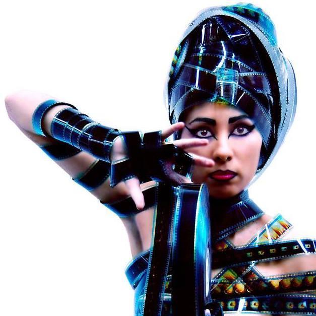 Aurélia Mengin, big boss du festival Même pas peur. Lady Gaga peut se rhabiller.