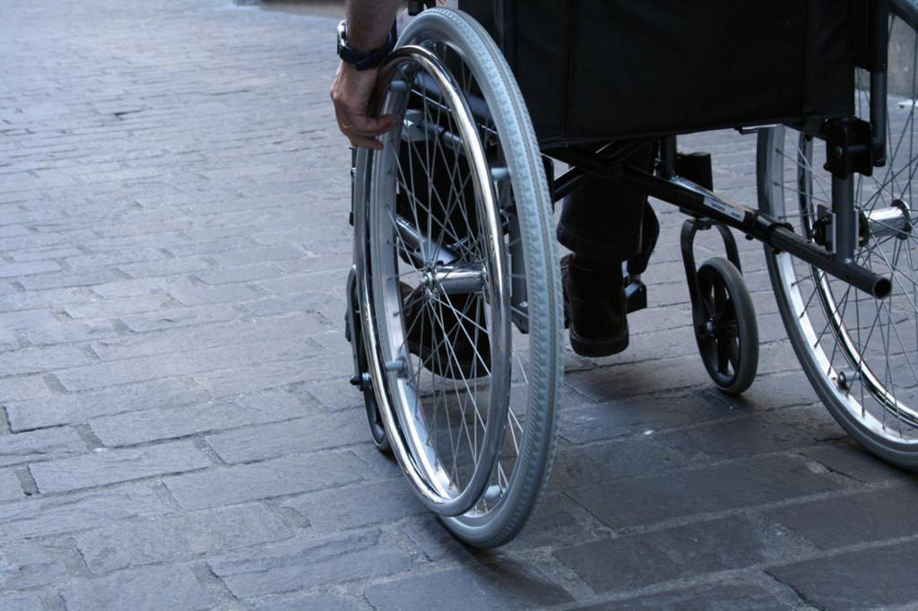 Niveau accessibilité, Tours a des efforts à faire sur les équipements municipaux. (Photo tmv)