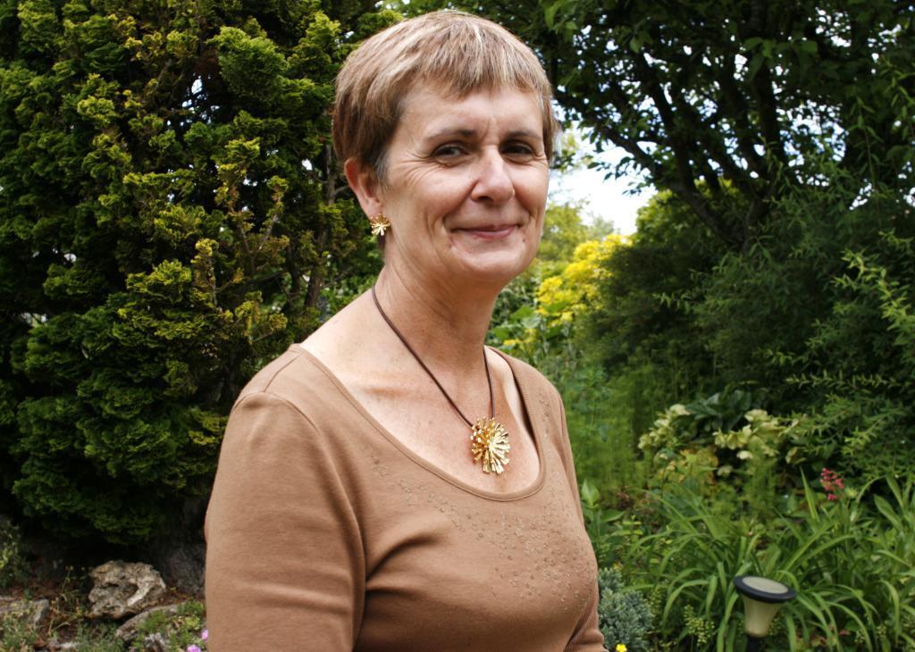 Louise Gentilhomme : « Pourquoi rajouter du pessimisme à la morosité ambiante ? Ça ne sert à rien. » (Photo tmv)