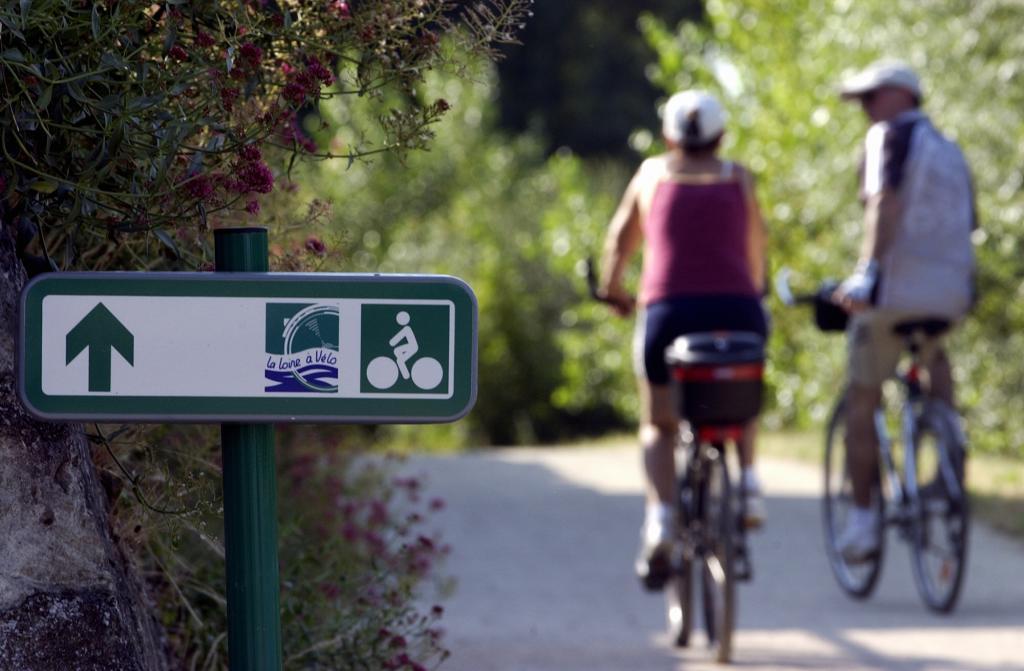La Loire à vélo fête le début de la saison, ce week-end, avec 30 parcours festifs. (Photo archives)