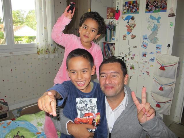 Autiste, Raith est privé d'accueil périscolaire.  (Photo Patricia Lange, pour La Nouvelle République)