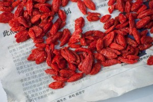 Les baies de goji sont l'aliment miracle so 2014