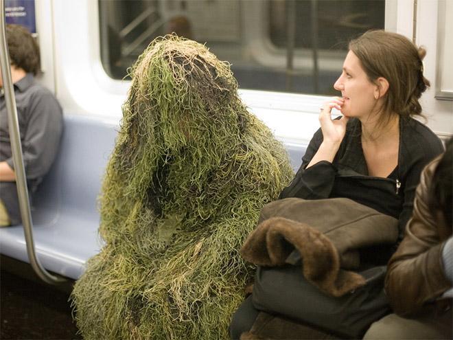 Cetelem prend le métro (Photo funcage)