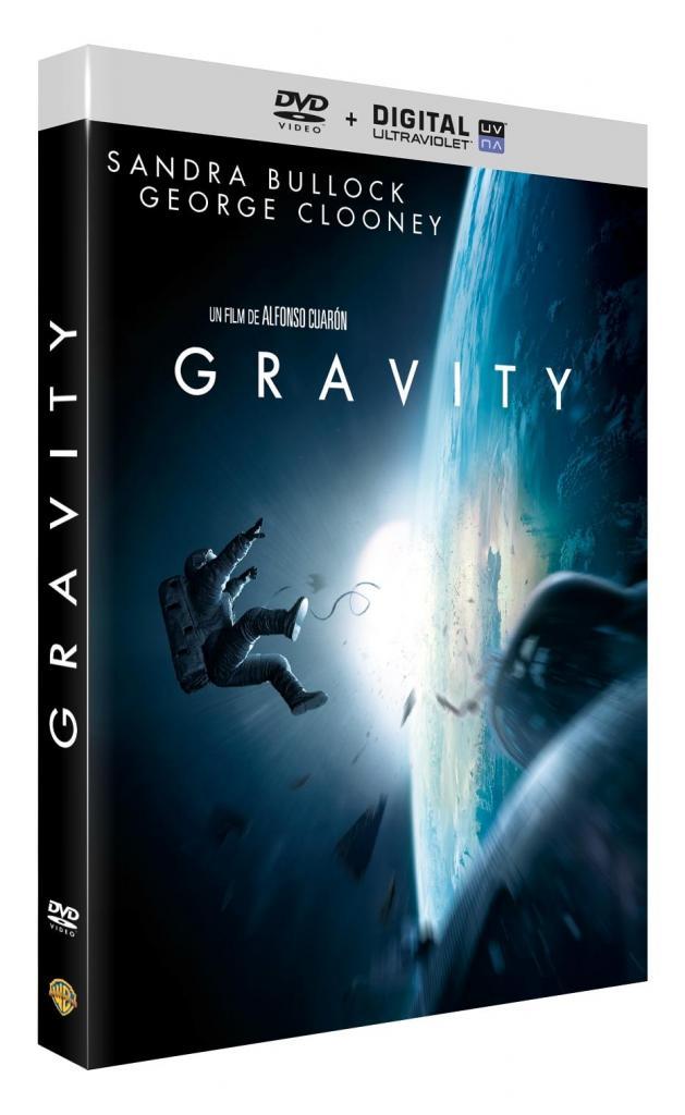 GRAVITY-DVD