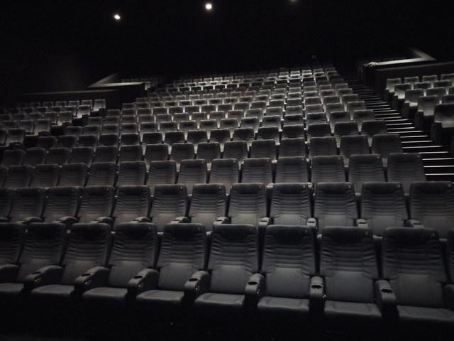 Une des salles du nouveau Ciné-Loire (photo cine-loire.Fr)