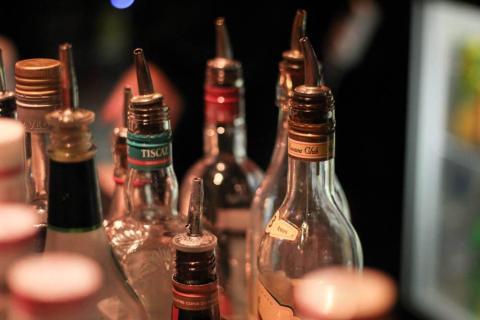 Les cocktails du Meltdown sont appréciés par les clients. Photo : Alizée Touami