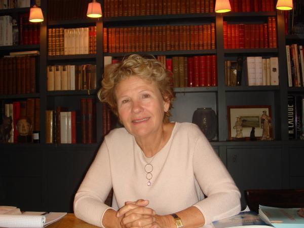 Catherine Raynaud, présidence de SVS37 (Photo NR)