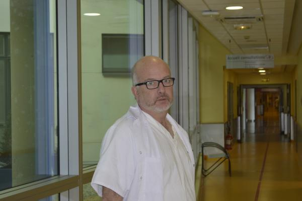 Dr Jean-Christophe Venhard.