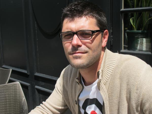 Antoine Burgaud, passionné de football.