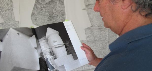 Pour les Journées du Patrimoine, Dominique Marchès ouvre les portes de l'atelier de Max Ernst